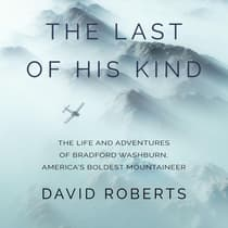 The Last of His Kind by David Roberts audiobook