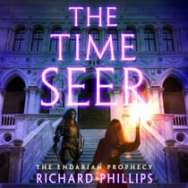 The Time Seer by Richard Phillips audiobook