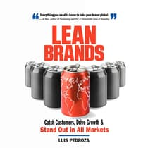 Lean Brands by Luis Pedroza audiobook