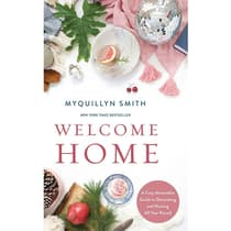 Welcome Home by Myquillyn Smith audiobook