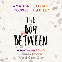 The Boy Between by Josiah Hartley audiobook