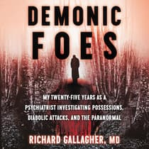 Demonic Foes by Richard Gallagher audiobook