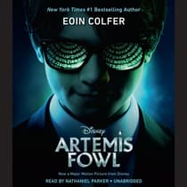 Artemis Fowl (Movie Tie-In Edition) by Eoin Colfer audiobook
