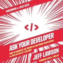 Ask Your Developer by Jeff Lawson audiobook