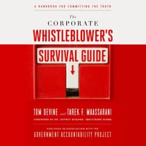The Corporate Whistleblower's Survival Guide by Tom Devine audiobook
