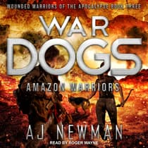 War Dogs by AJ Newman audiobook