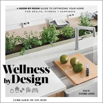 Wellness By Design by Jamie Gold audiobook