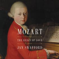 Mozart by Jan Swafford audiobook