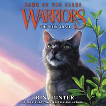 Warriors: Dawn of the Clans #1: The Sun Trail by Erin Hunter audiobook