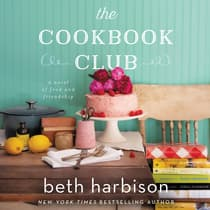 The Cookbook Club by Beth Harbison audiobook