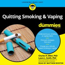 Quitting Smoking & Vaping For Dummies by Laura L. Smith audiobook