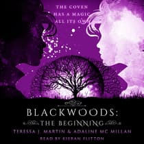 Blackwoods by Teressa J. Martin audiobook