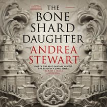 The Bone Shard Daughter by Andrea Stewart audiobook