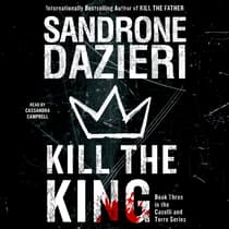 Kill the King by Sandrone Dazieri audiobook