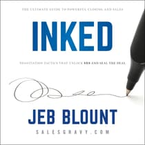 INKED by Jeb Blount audiobook