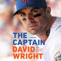 The Captain by David Wright audiobook