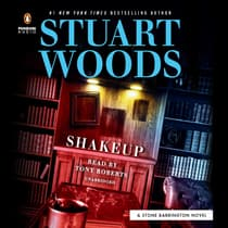 Shakeup by Stuart Woods audiobook