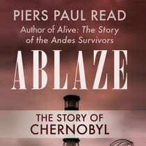 Ablaze by Piers Paul Read audiobook