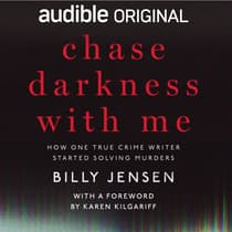 Chase Darkness With Me by Billy Jensen audiobook
