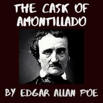 The Cask of Amontillado by Edgar Allan Poe audiobook