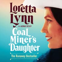 Coal Miner's Daughter by Loretta Lynn audiobook