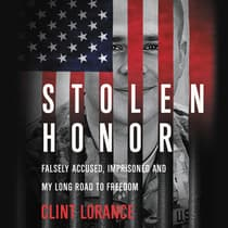 Stolen Honor by Clint Lorrance audiobook