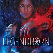 Legendborn by Tracy Deonn audiobook