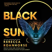 Black Sun by Rebecca Roanhorse audiobook