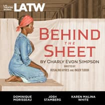 Behind the Sheet by Charly Evon Simpson audiobook