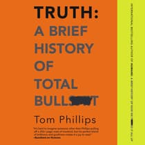 Truth by Tom Phillips audiobook
