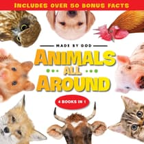 Animals All Around by Zondervan audiobook
