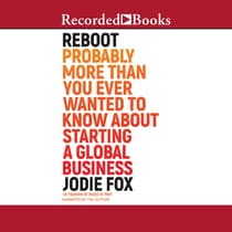 Reboot by Jodie Fox audiobook