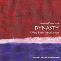 Dynasty by Jeroen Duindam audiobook