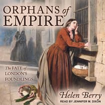 Orphans of Empire by Helen Berry audiobook