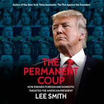 The Permanent Coup by Lee Smith audiobook