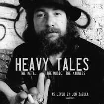 Heavy Tales by Jon Zazula audiobook
