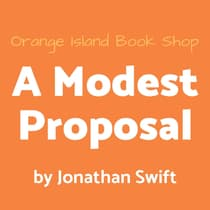 A Modest Proposal by Jonathan Swift audiobook