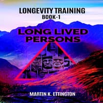 Long Lived Persons by Martin K. Ettington audiobook