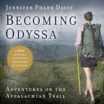 Becoming Odyssa by Jennifer Pharr Davis audiobook