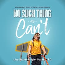 No Such Thing As Can't by Lisa Sexton audiobook