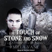 A Touch of Stone and Snow by Milla Vane audiobook