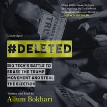 #DELETED by Allum Bokhari audiobook