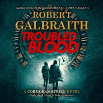 Troubled Blood by Robert Galbraith audiobook