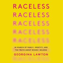 Raceless by Georgina Lawton audiobook