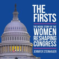 The Firsts by Jennifer Steinhauer audiobook