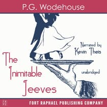The Inimitable Jeeves - Unabridged by P. G. Wodehouse audiobook