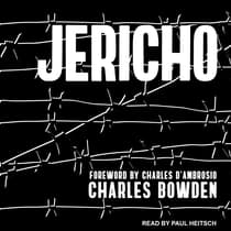 Jericho by Charles Bowden audiobook