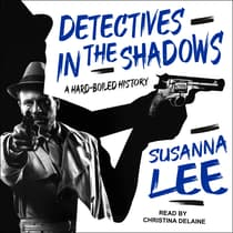 Detectives in the Shadows by Susanna Lee audiobook