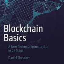 Blockchain Basics by Daniel Drescher audiobook