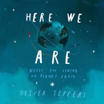 Here We Are by Oliver Jeffers audiobook